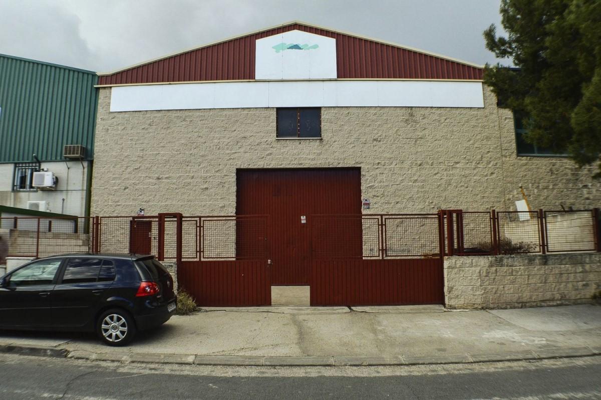 Nave Industrial en Alquiler en  Ciempozuelos
