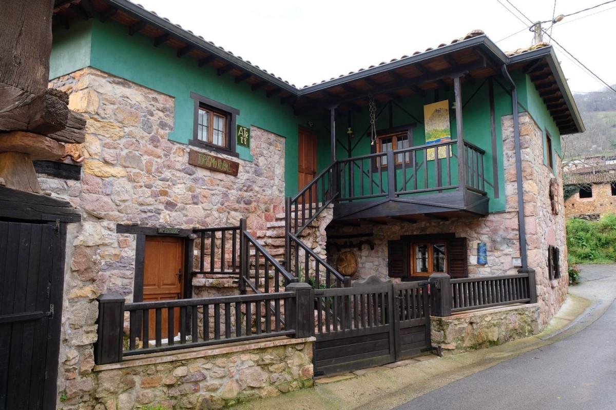 Casa Rural en Venta en  Tineo