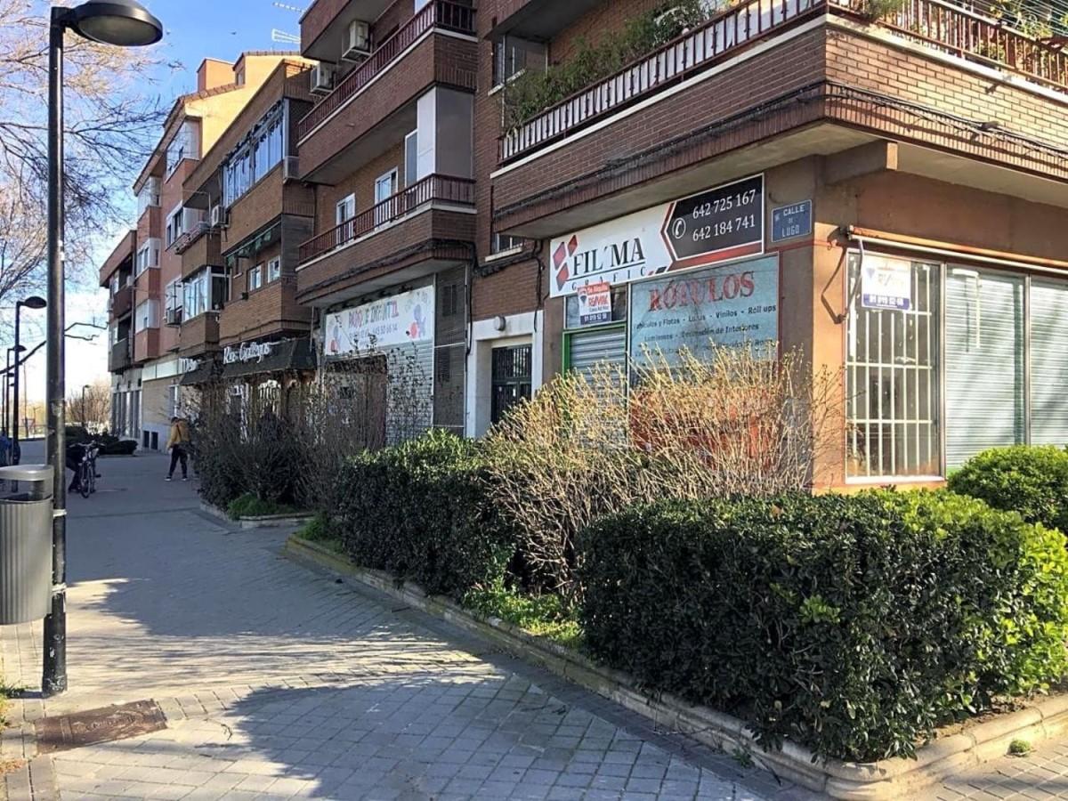 Local Comercial en Alquiler en Las Dehesillas - Vereda De Los Estudiantes, Leganés