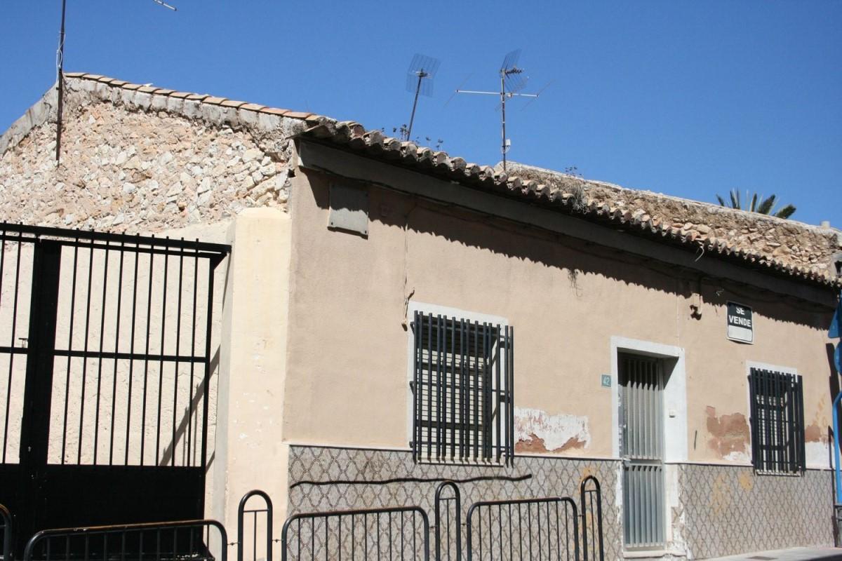 Suelo Urbano en Venta en Villafranqueza-Santa Faz-Monegre, Alicante/Alacant