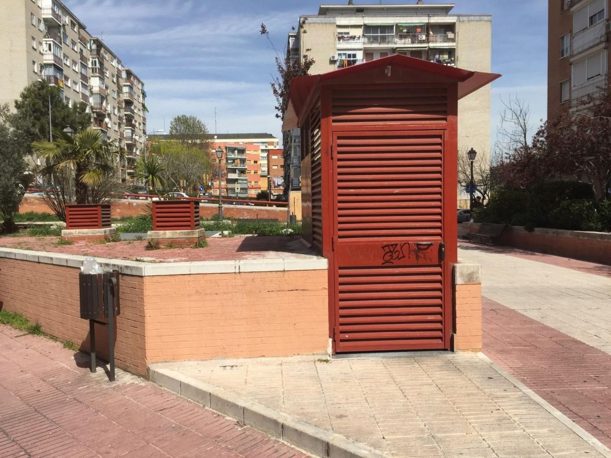 Garaje en Venta en Centro, Alcorcón