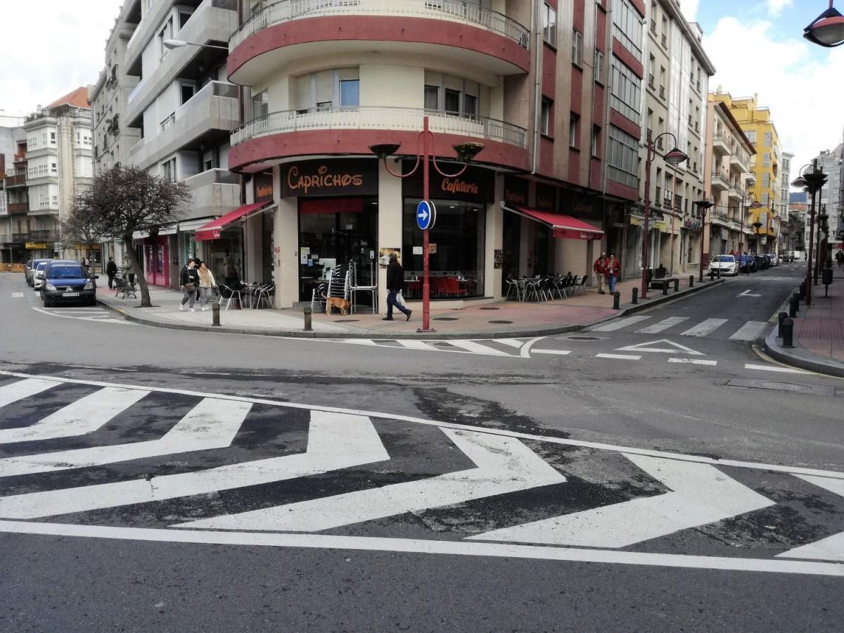 Local Comercial en Alquiler en  Vilagarcía de Arousa