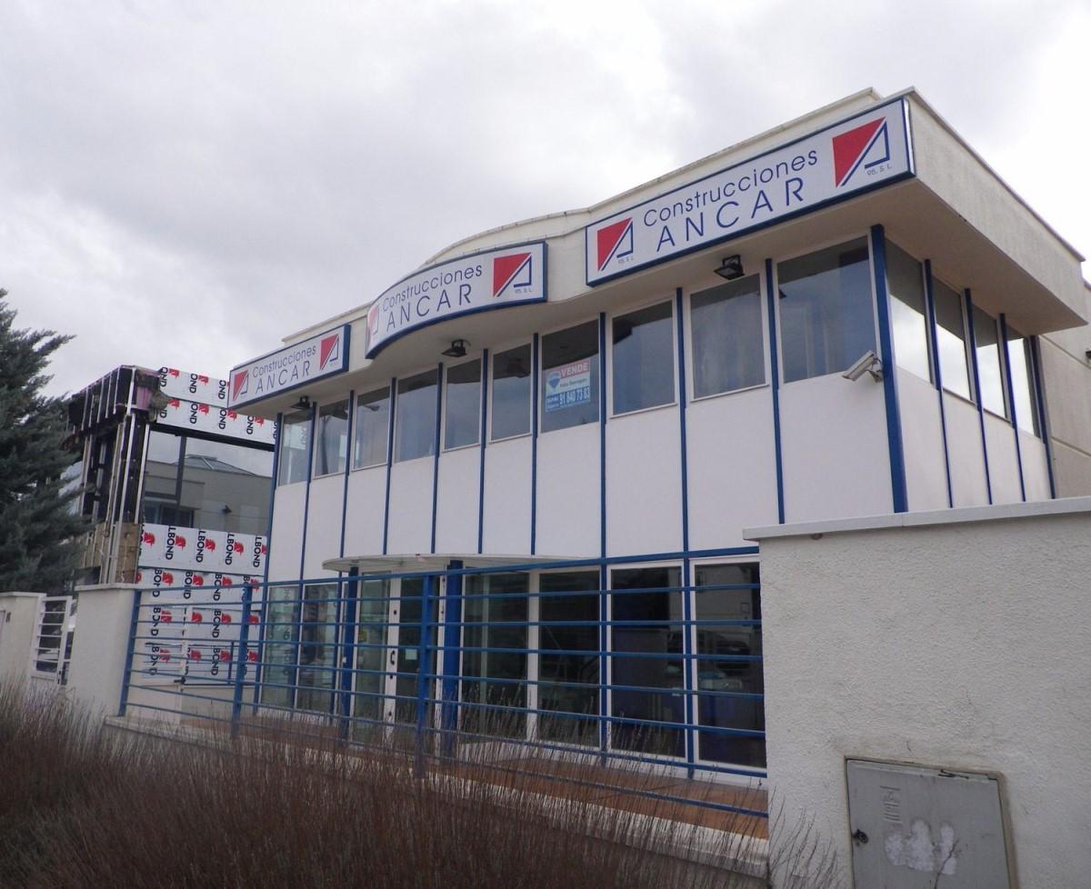 Nave Industrial en Alquiler en  Alpedrete