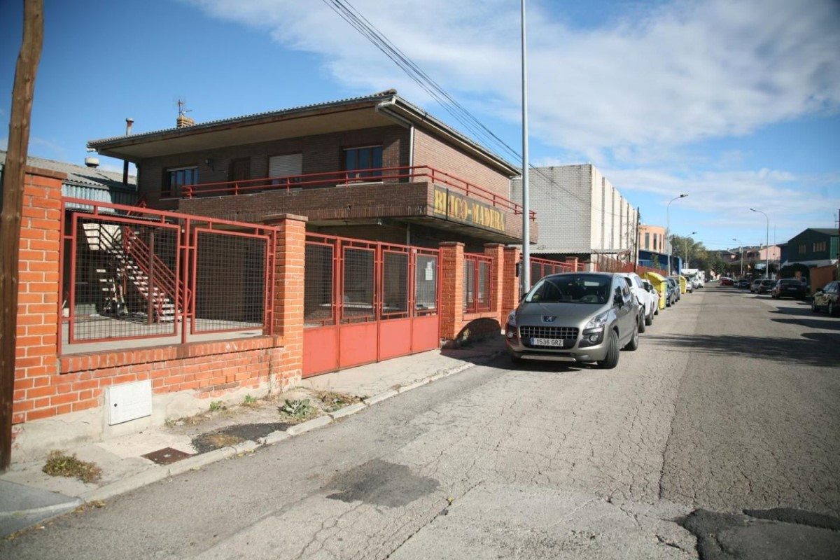 Nave Industrial en Alquiler en  Collado Villalba