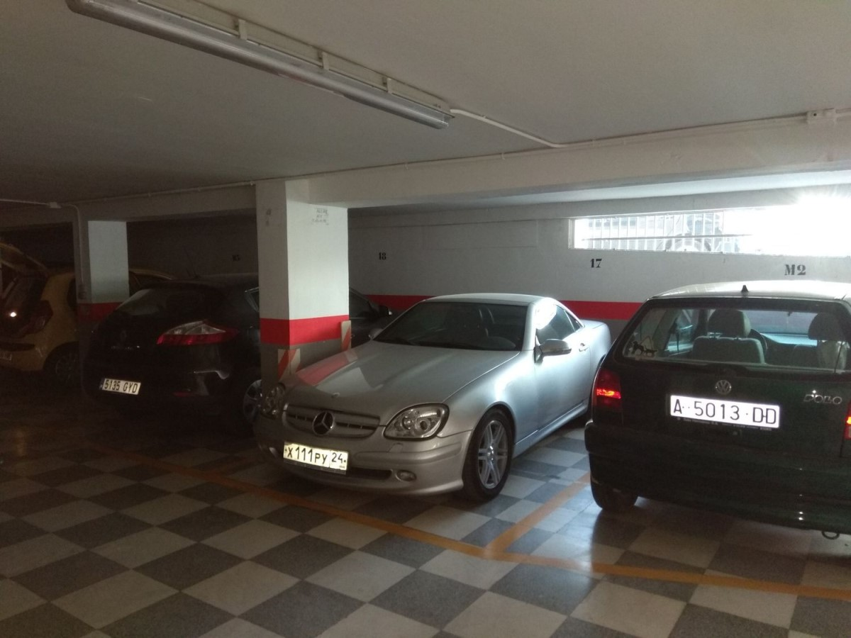 Garaje en Venta en Los Ángeles-Tómbola-San Nicolás, Alicante/Alacant