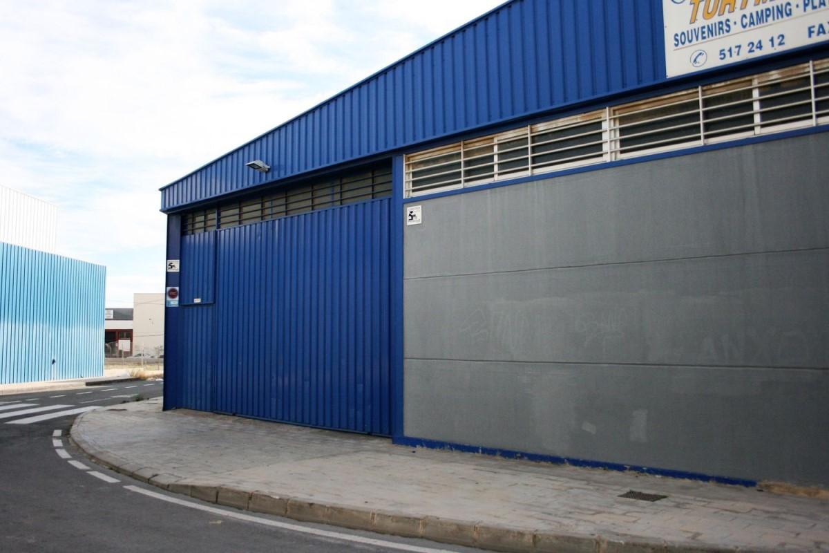 Nave Industrial en Venta en Los Ángeles-Tómbola-San Nicolás, Alicante/Alacant