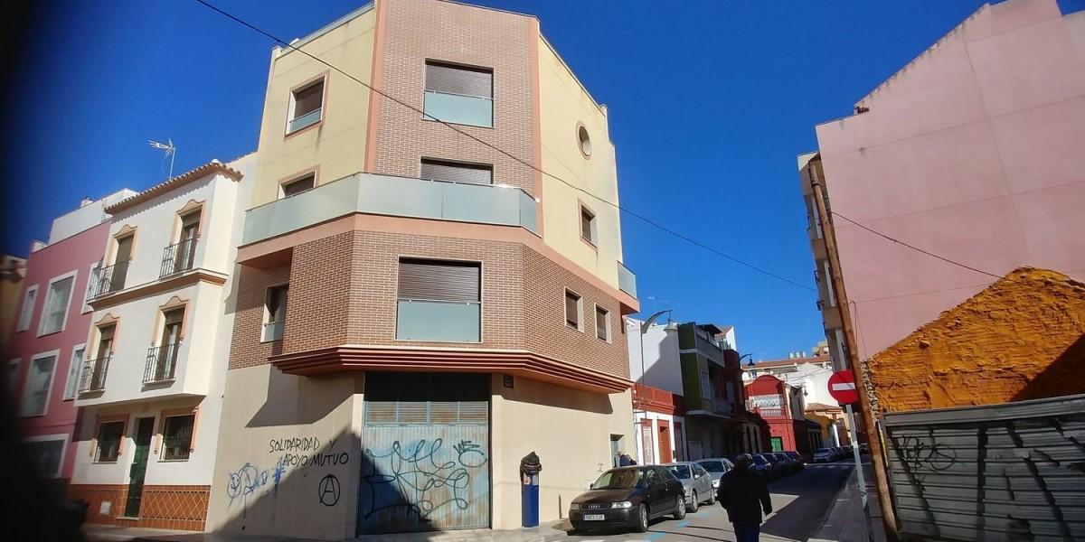 Edificio de Viviendas en Venta en Centro, Málaga