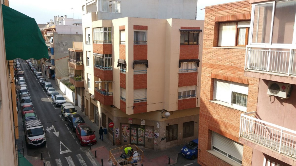Piso en Alquiler en Los Ángeles-Tómbola-San Nicolás, Alicante/Alacant