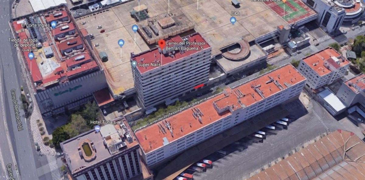 Local Comercial en Venta en Campanar, València