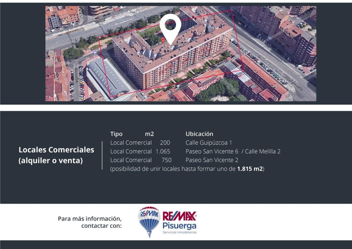 Local Comercial en Alquiler en  Valladolid