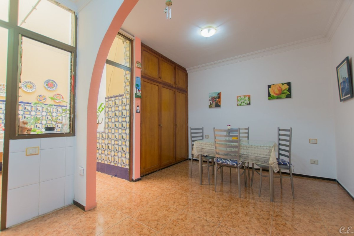 Chalet Adosado en Venta en Canteras-Puerto, Palmas de Gran Canaria, Las