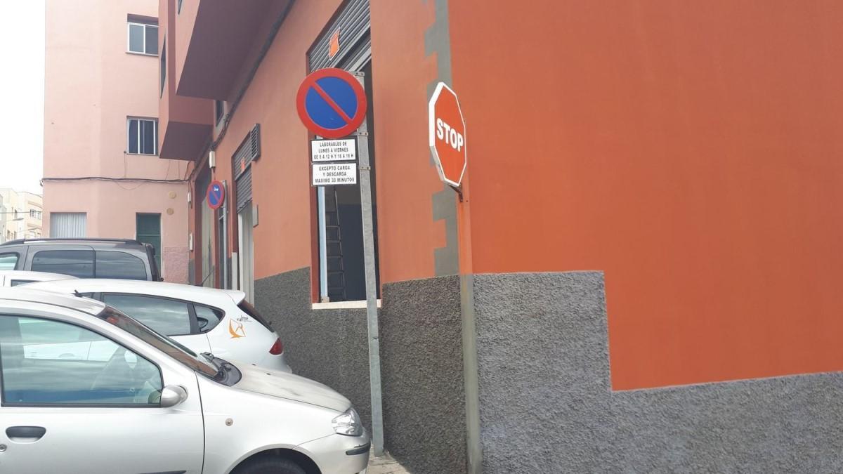 Local Comercial en Alquiler en Barrio De La Salud, Santa Cruz de Tenerife