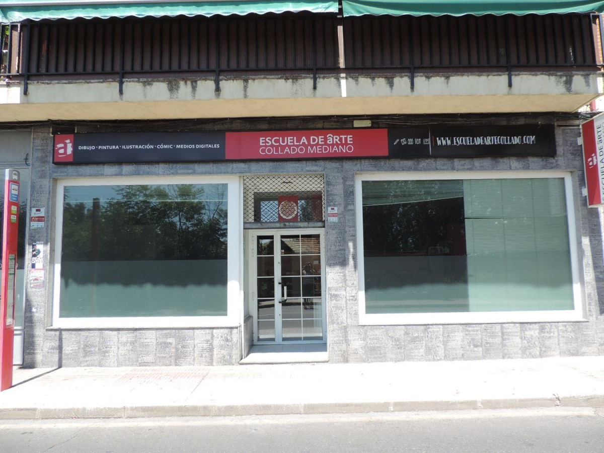 Local Comercial en Venta en  Collado Mediano