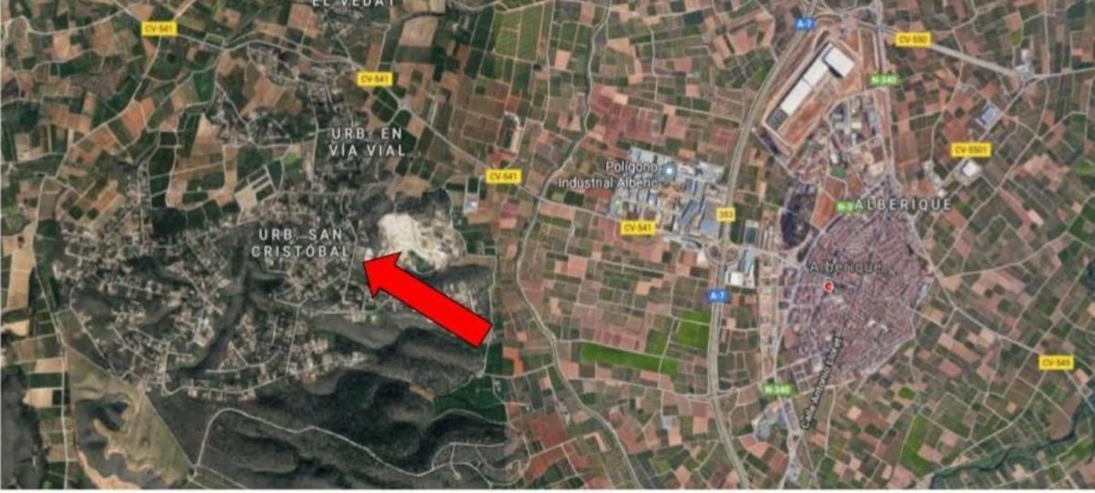 Suelo Urbano en Venta en  Alberique