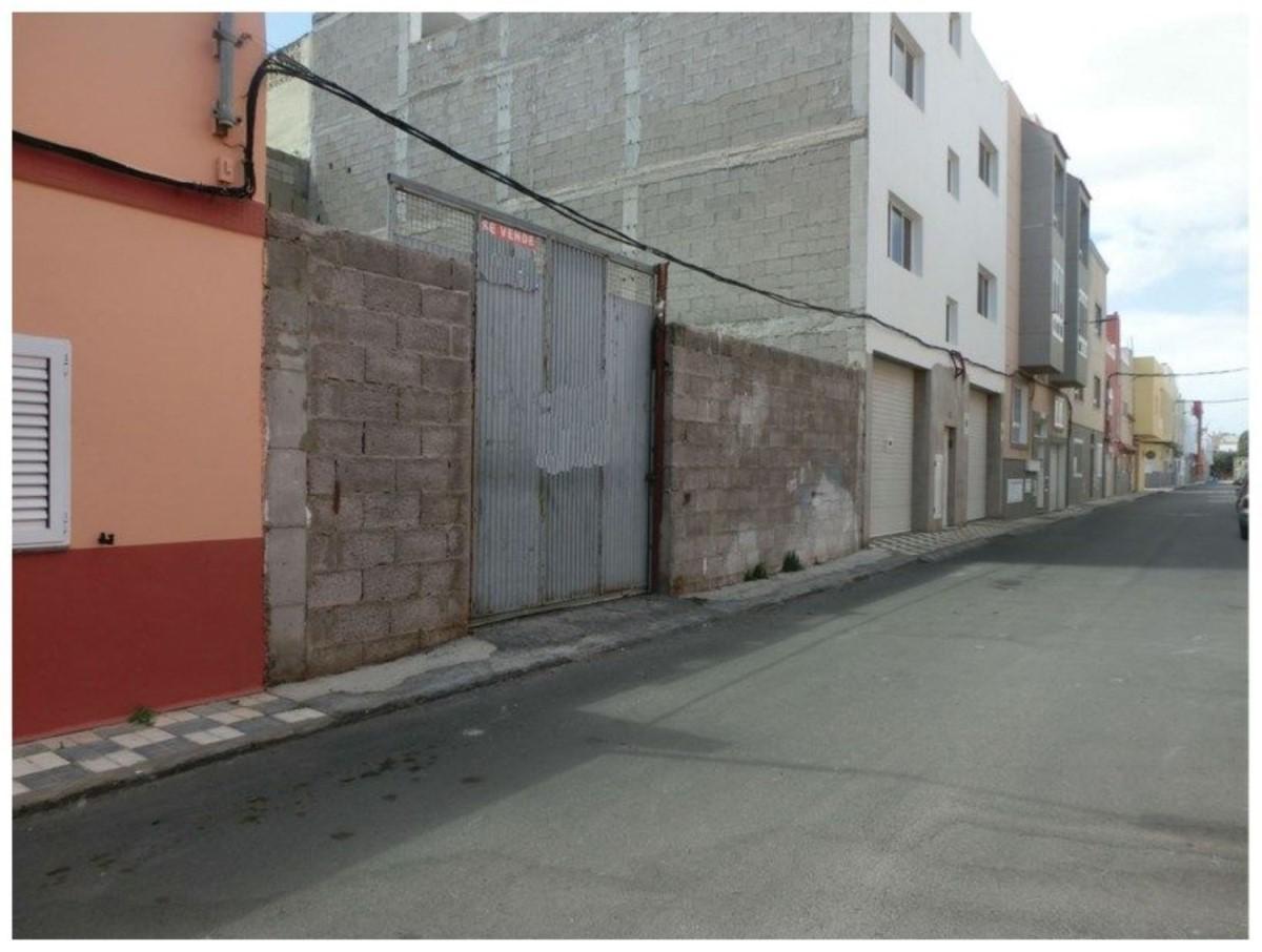 Suelo Urbano en Venta en  Agüimes