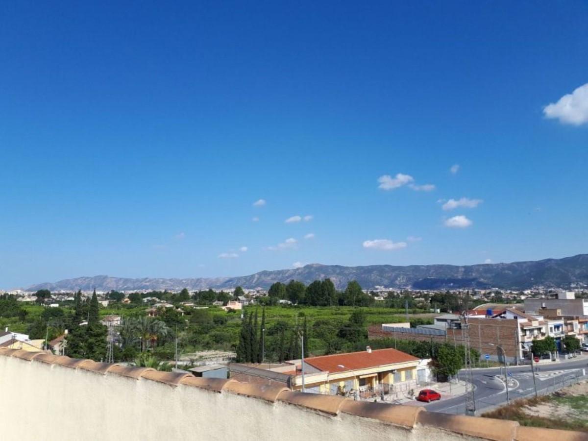 Atico en Venta en Pedanías Oeste, Murcia