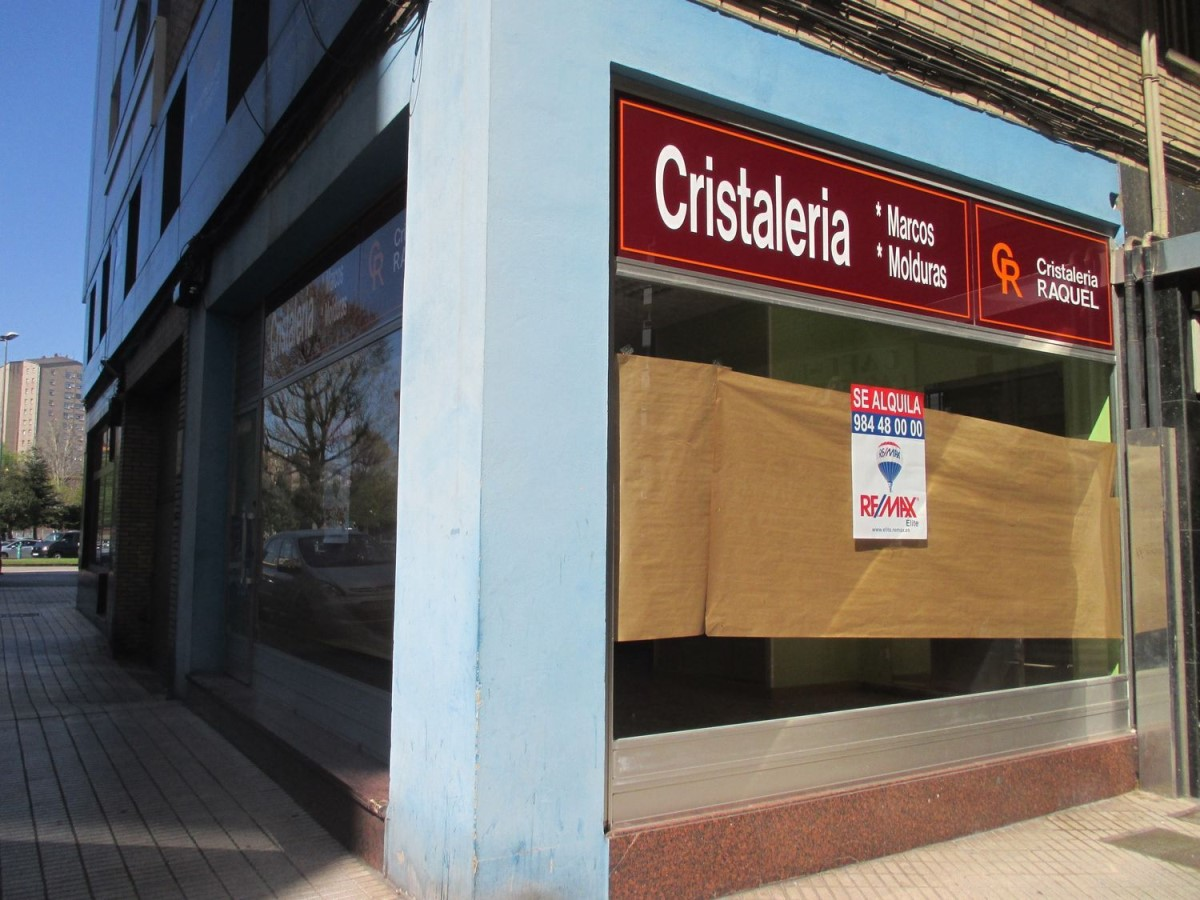Local Comercial en Alquiler en Centro, Gijón