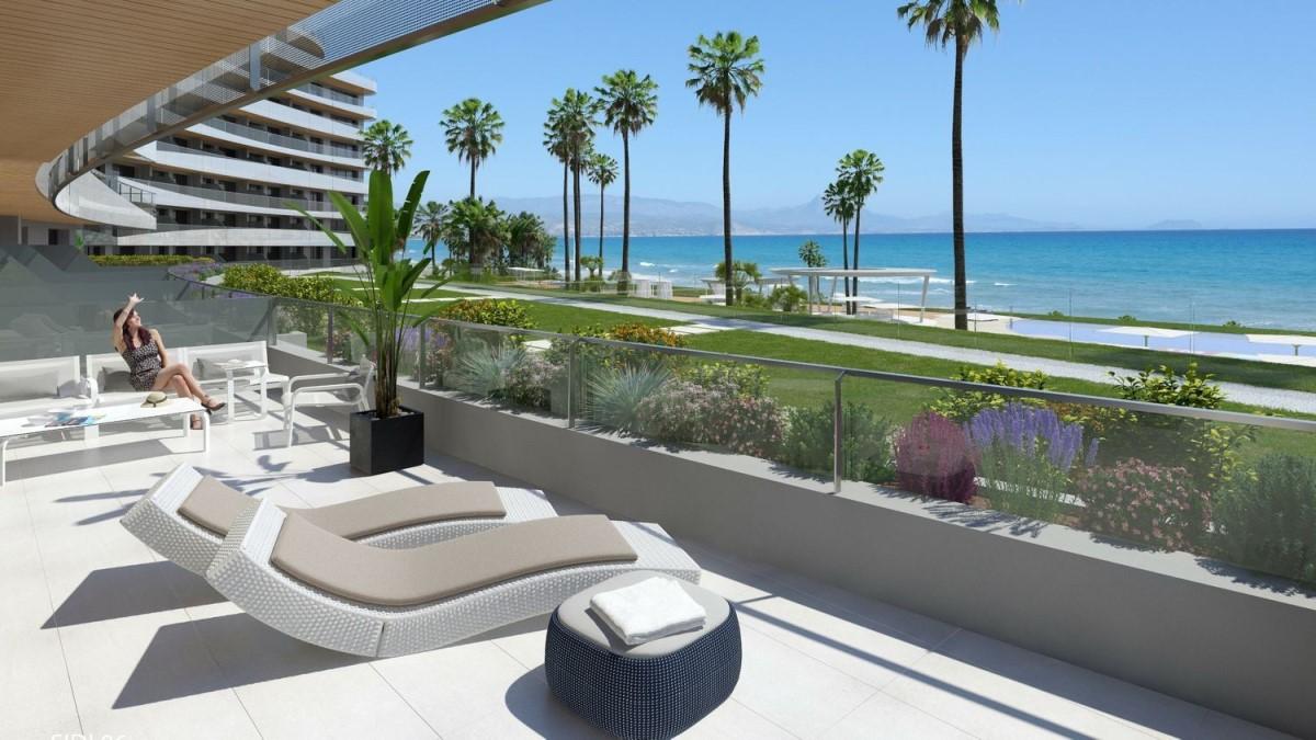 Apartment  For Sale in Playa De San Juan-El Cabo, Alicante/Alacant