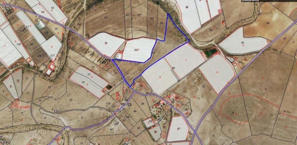 Suelo No Urbano en Venta en  Níjar