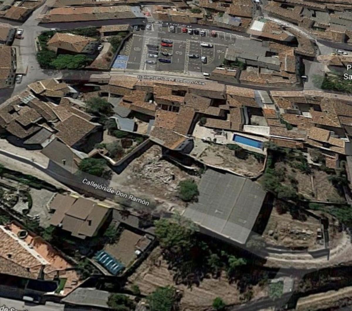 Suelo Urbano en Venta en  Chinchón