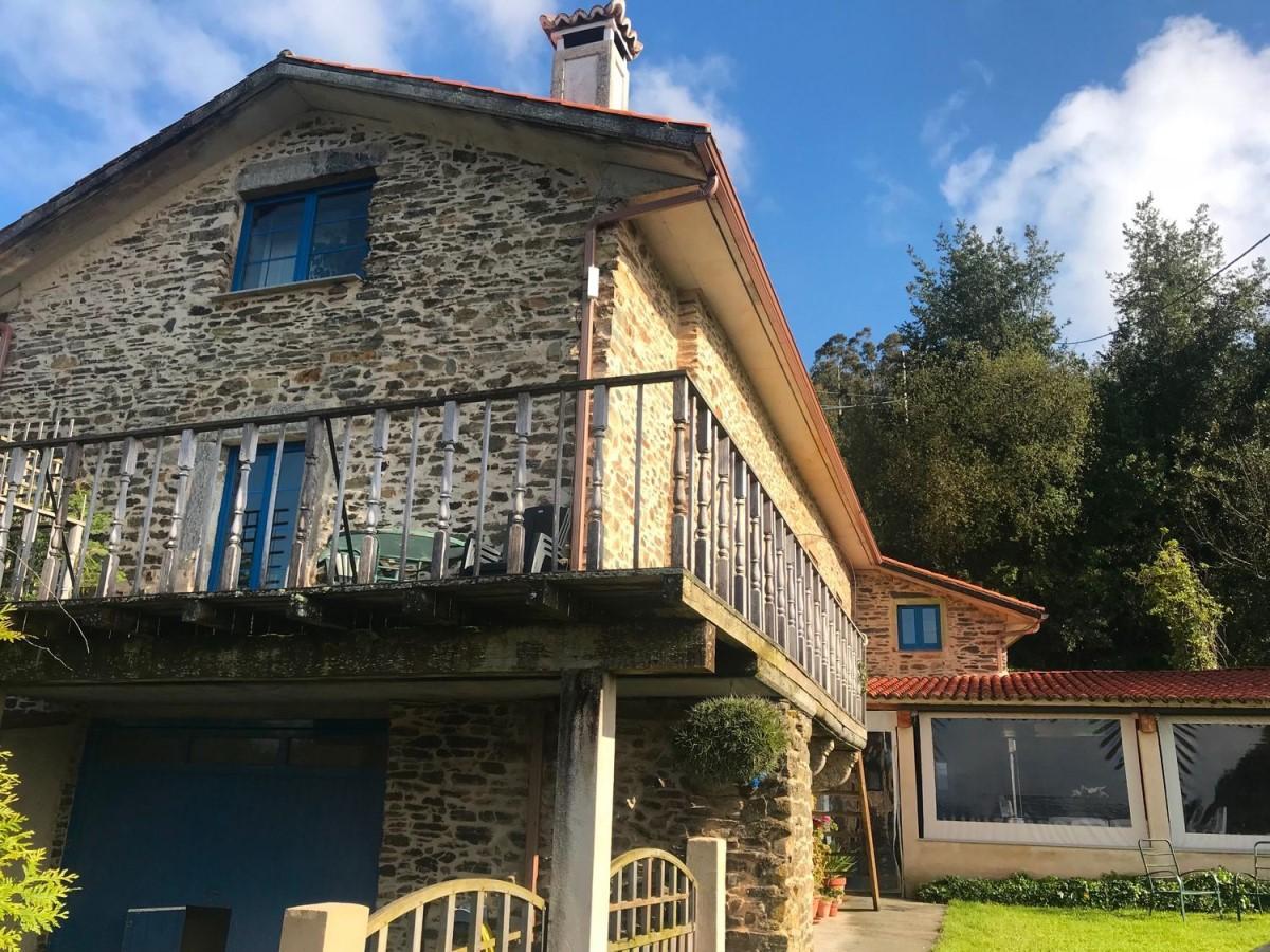 Casa Rural en Venta en  San Sadurniño