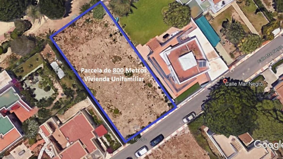 Suelo Urbano en Venta en Roquetas, Roquetas de Mar
