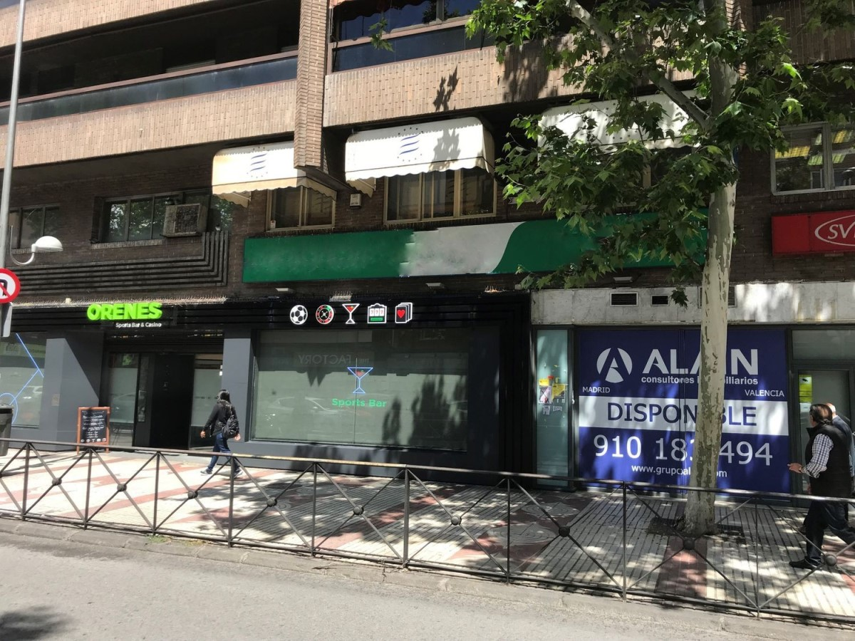 Office  For Sale in Ciudad Lineal, Madrid