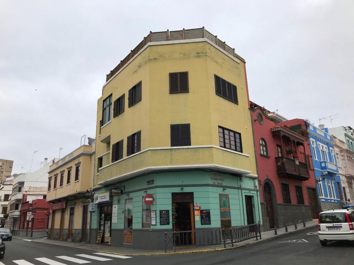 Edificio de Viviendas en Venta en Triana-Vegueta, Palmas de Gran Canaria, Las