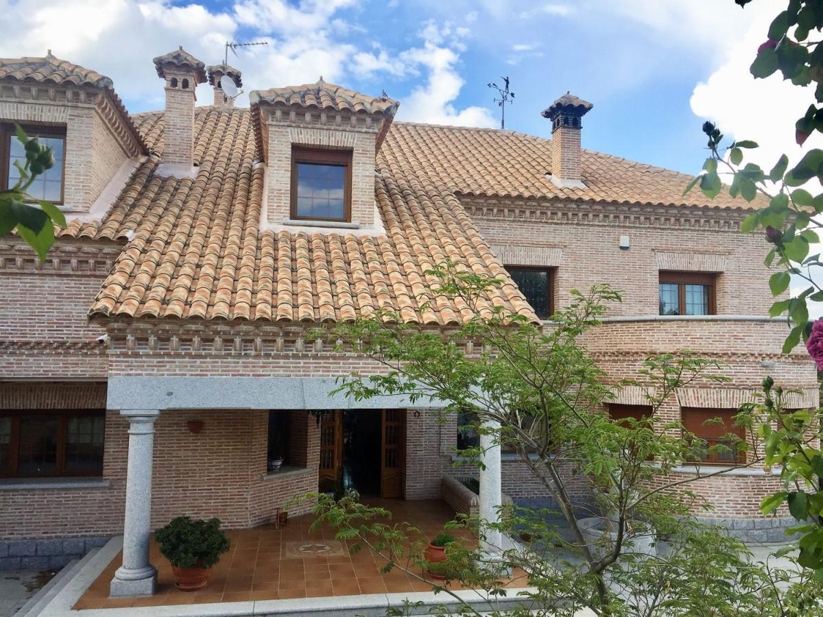 Chalet en Venta en Molino De La Hoz, Rozas de Madrid, Las