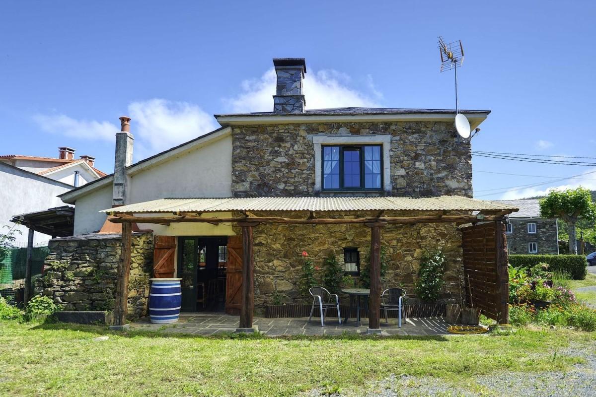 Casa Rural en Venta en  Cedeira