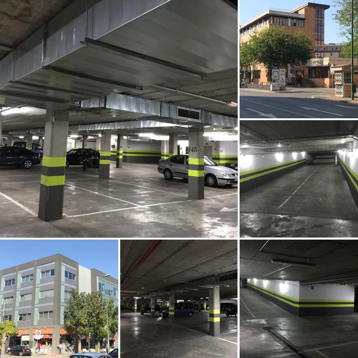 Garaje en Alquiler en cerro amate, Sevilla