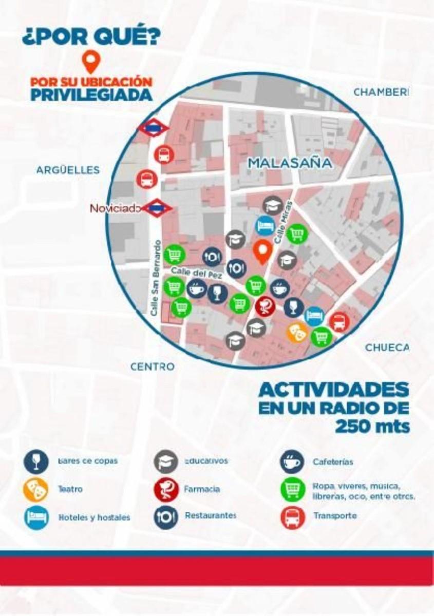 Local Comercial en Venta en Centro, Madrid