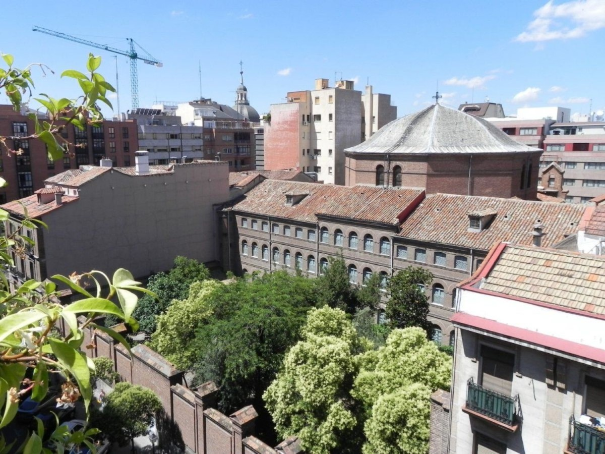Atico en Alquiler en Salamanca, Madrid