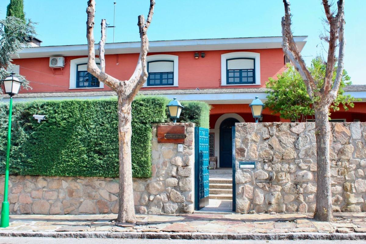 Chalet en Venta en  Villanueva de la Cañada