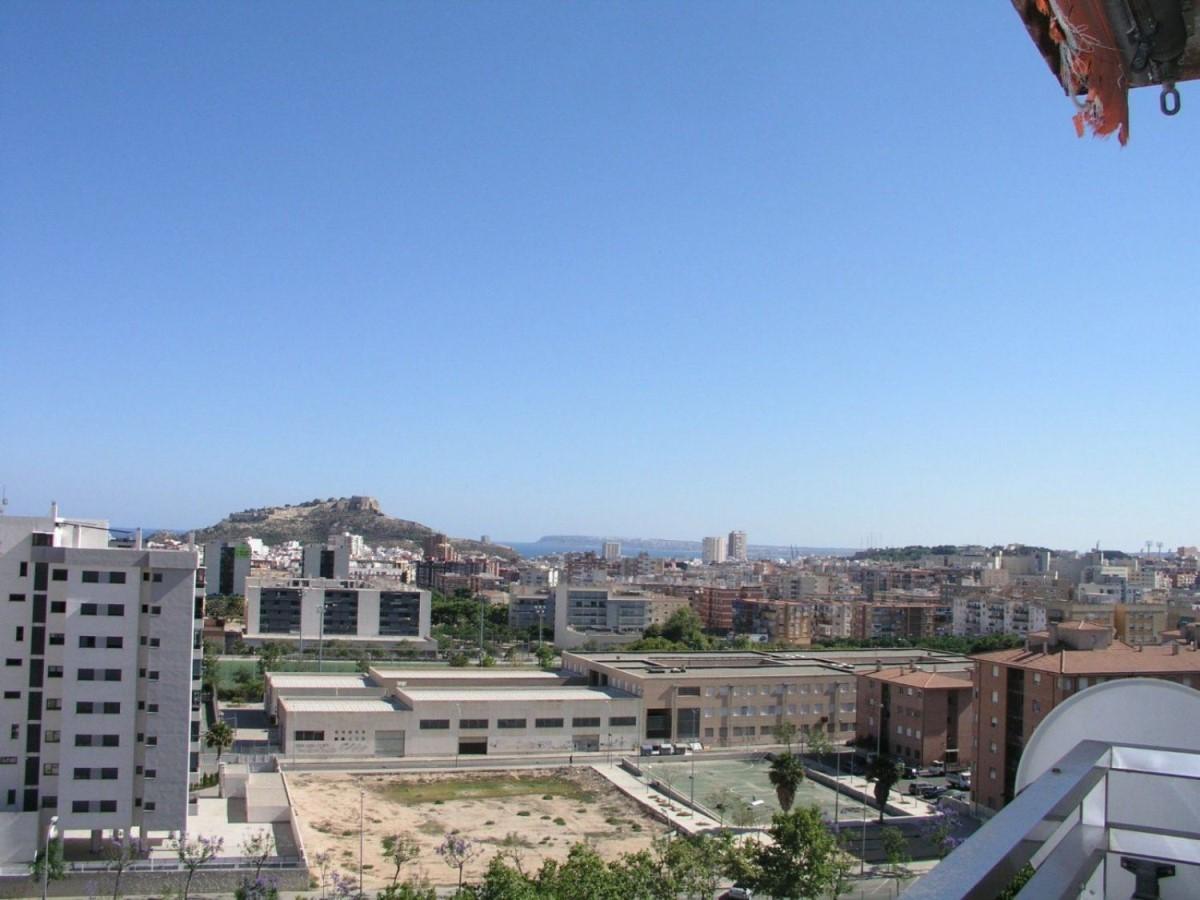 Piso en Alquiler en Virgen Del Remedio-Juan XXIII, Alicante/Alacant