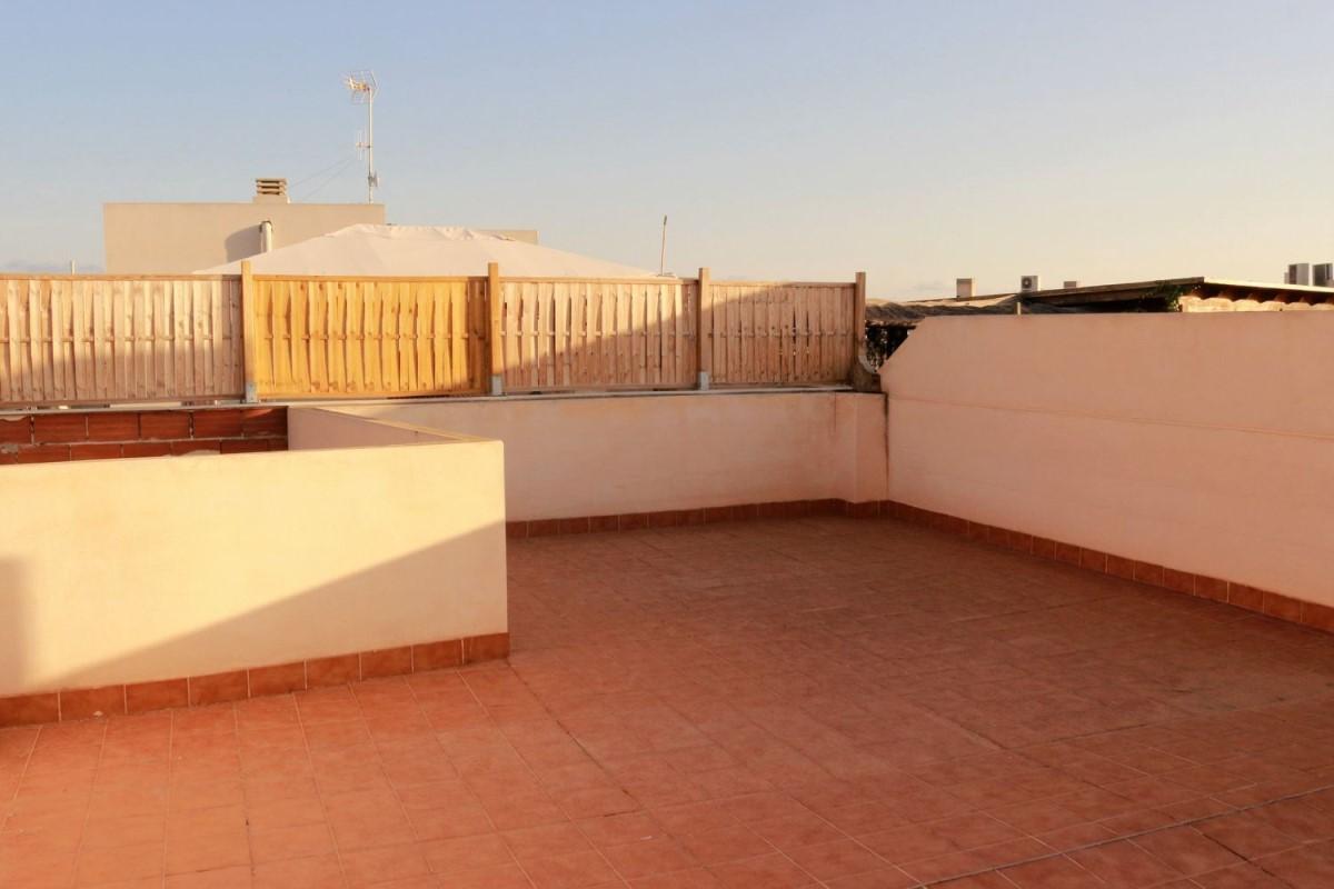Atico en Venta en  San Juan de Alicante