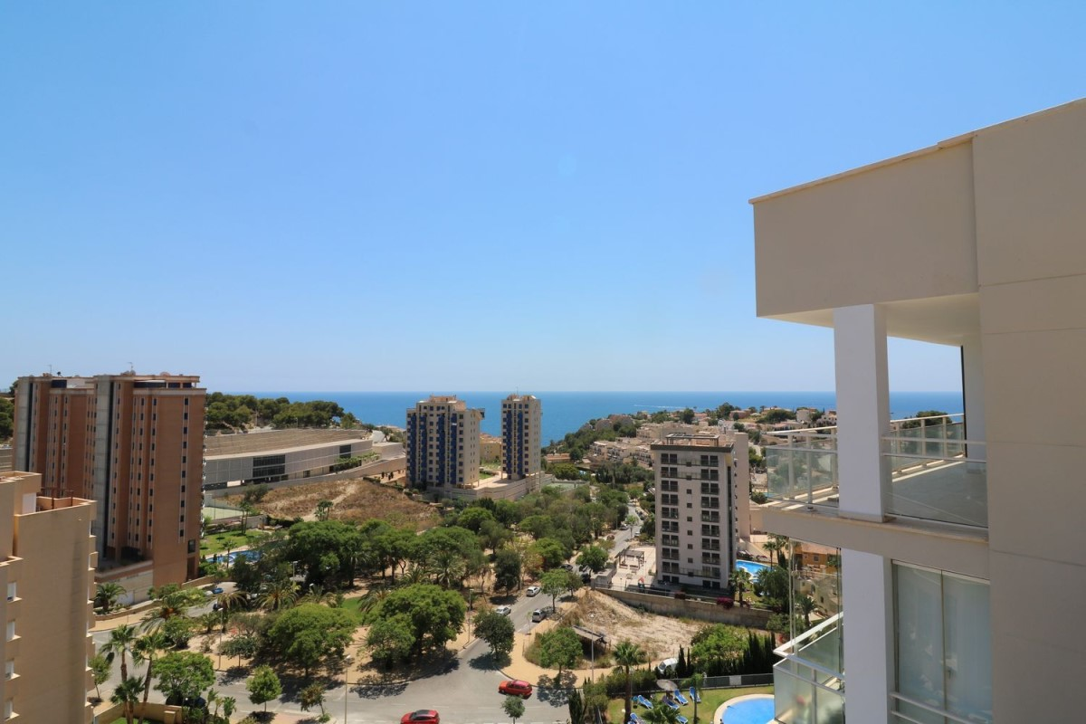 Penthouse  For Sale in  Calpe