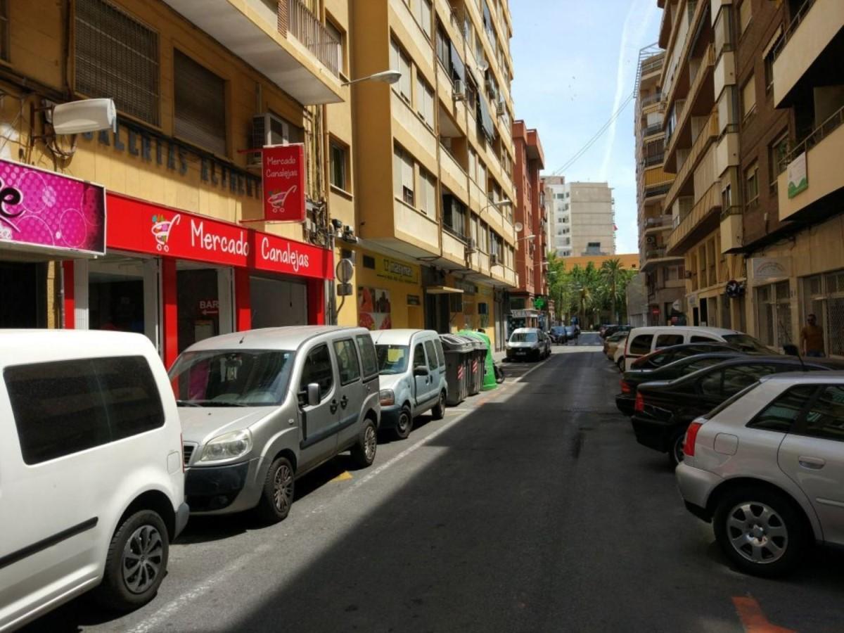 Nave Industrial en Venta en Centro, Alicante/Alacant