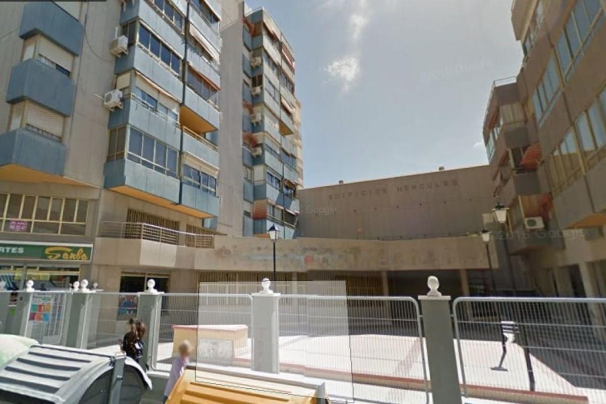 Nave Industrial en Venta en Benalua-La Florida-Babel-San Gabriel, Alicante/Alacant
