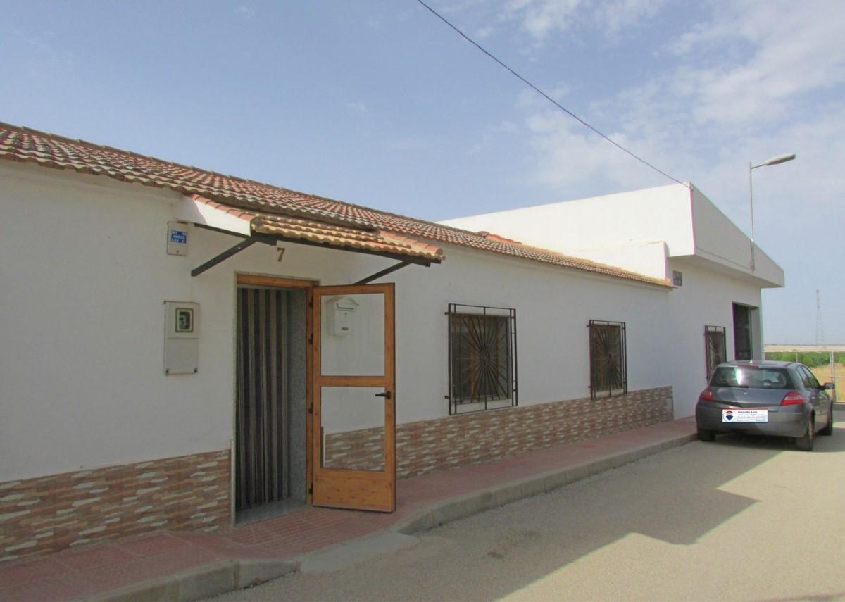 Chalet Adosado en Venta en Campo de Murcia, Murcia