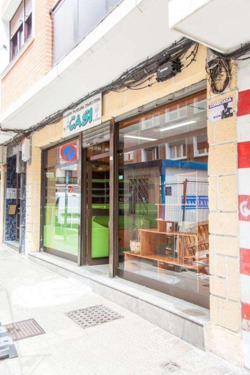 Local Comercial en Alquiler en  Santurtzi