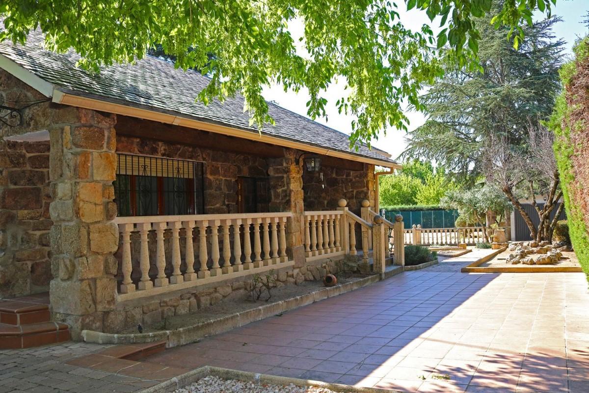 Chalet en Venta en  Escorial, El