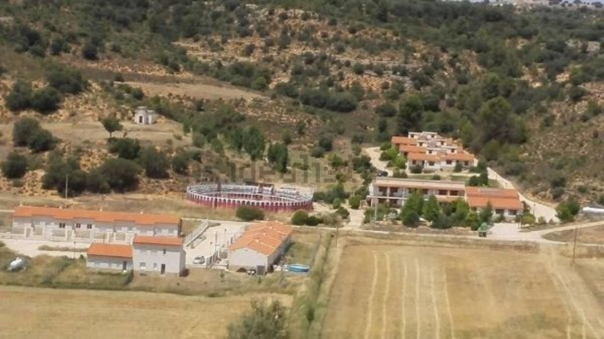 Chalet Adosado en Venta en  Villas de La Ventosa