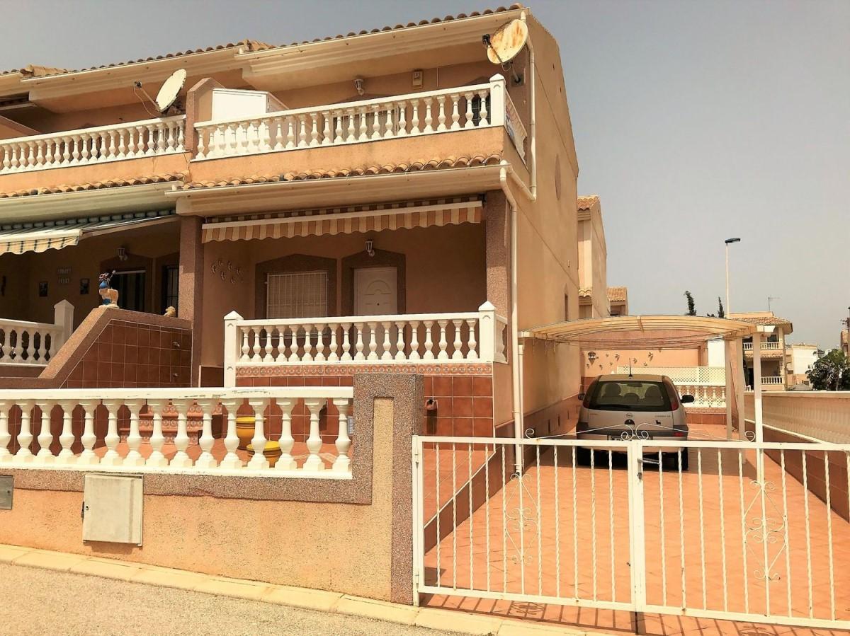 Chalet Adosado en Venta en Los Balcones - Los Altos Del Edén, Torrevieja