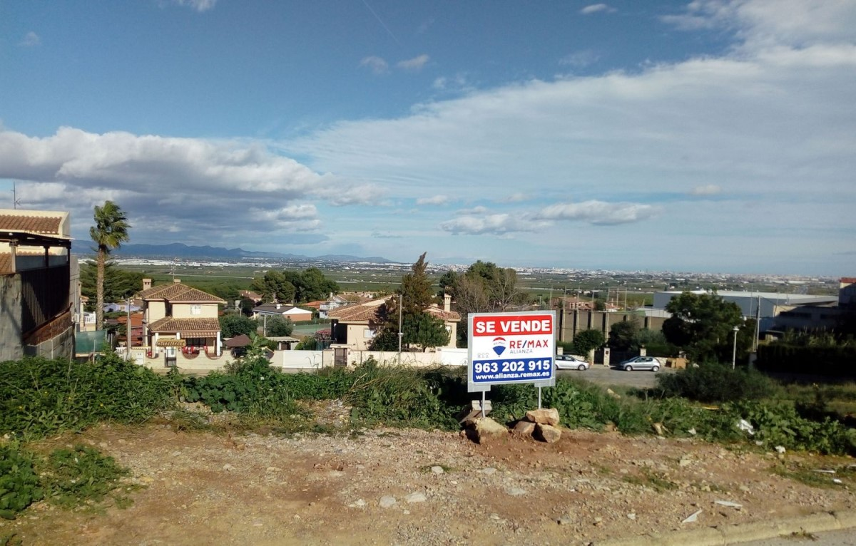 Suelo Urbano en Venta en  Chiva