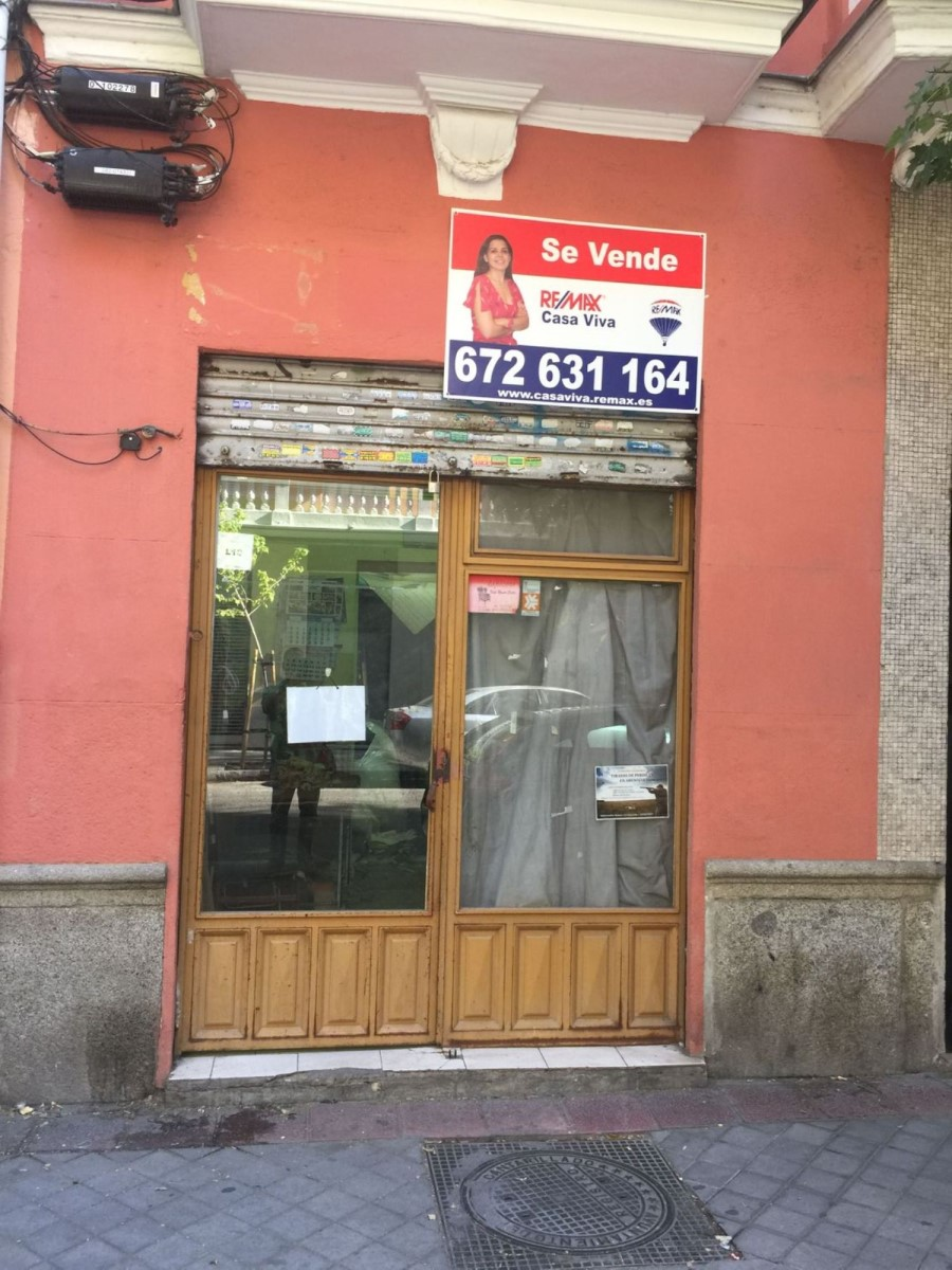 Local Comercial en Venta en Arganzuela, Madrid