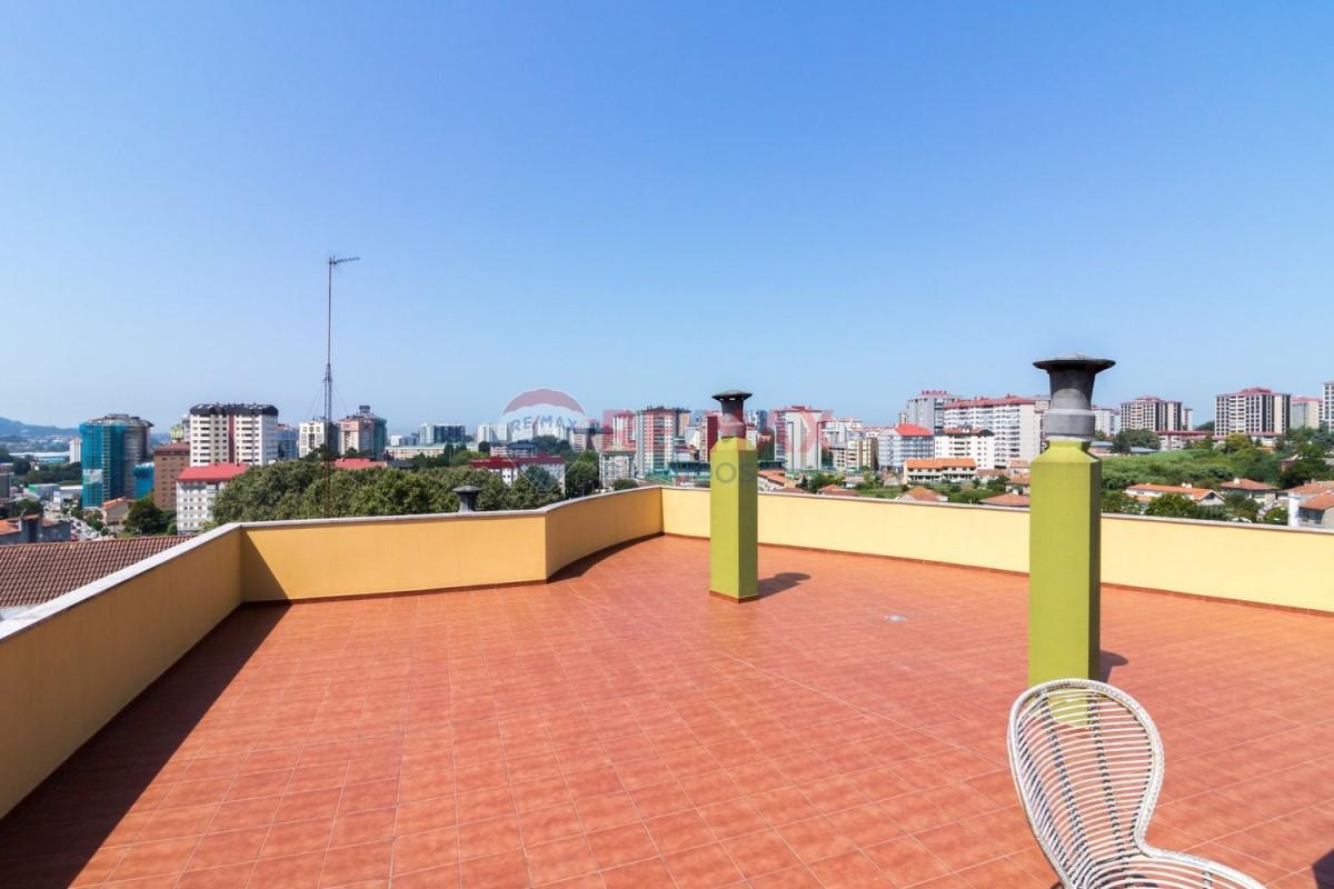 Atico en Venta en Casco Viejo - Berbes, Vigo