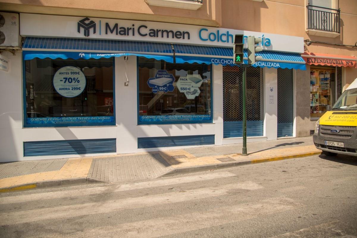 Local Comercial en Venta en  Cieza