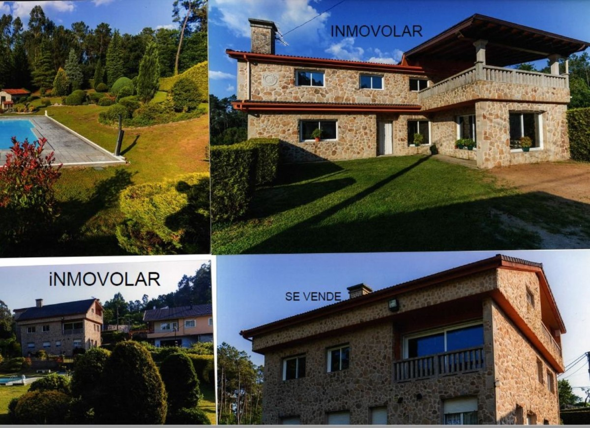 House  For Sale in  Ponteareas