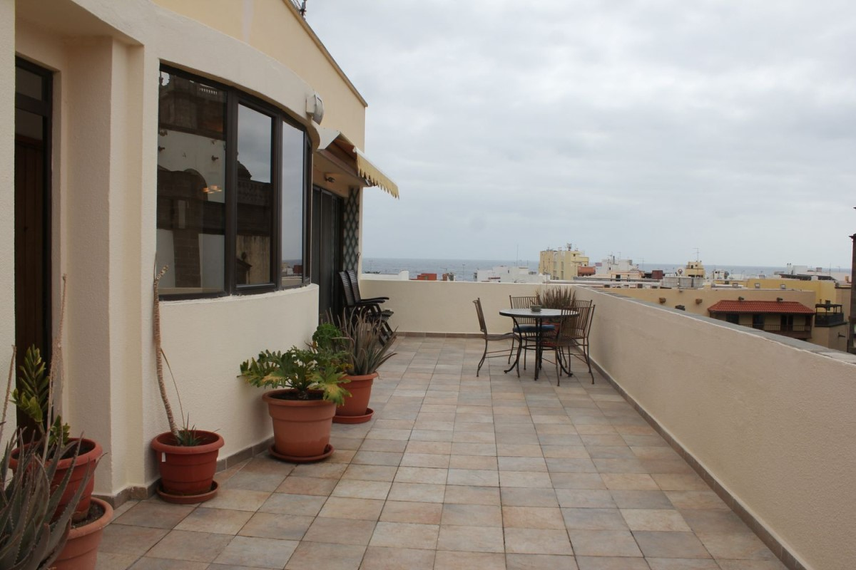 Atico en Alquiler en Triana-Vegueta, Palmas de Gran Canaria, Las